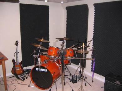 Sound deadening quiet noise control soundproof