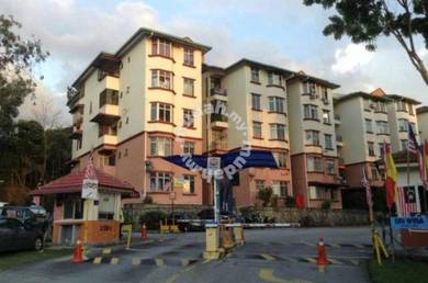 [Ground Floor] Apartment Sri Wira Ukay Perdana Ulu Kelang