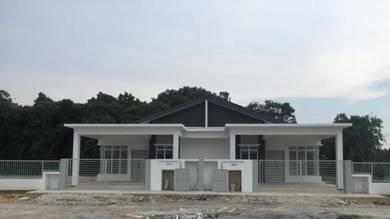 West Port Klang, Pulau indah 1sty Freehold Semi-D 39x70 4r2b Murah