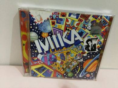 CD Mika - The Boy Who Knew Too Much