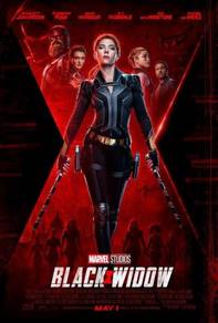 Poster MOVIE BLACK WIDOW V 3
