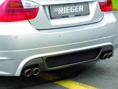ORIGINAL RIEGER Add-On Diffuser BMW 3-Series E90