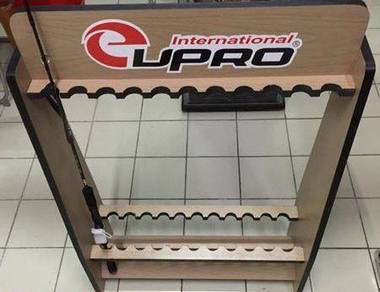 V22 - Eupro Fishing Rod Storage Rack - Rak Joran
