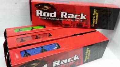 Awashima Fishing Rod Rack - Rak Joran Pancing