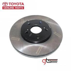 Original Toyota Camry ACV30 ACV40 Front Disc Rotor