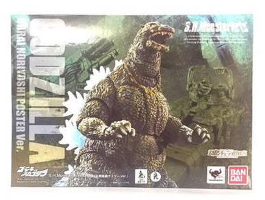 Ohrai Noriyoshi Poster S.H.MonsterArts Godzilla