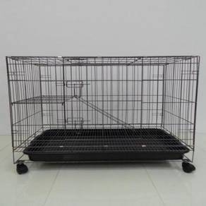 355 Pet Cage Wrought Iron 30
