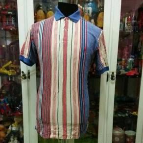 Vintage Polo By Ralph Lauren Stripe Polo Shirt