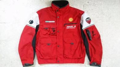 Jaket Riding Original Dainese Ducati Infostrada