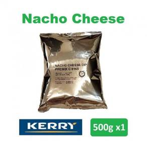 Nacho cheese powder / serbuk keju 500gm A07