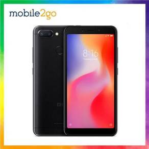 Xiaomi Redmi 6 [32GB + 3GB RAM] Original MY Set