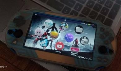 Henkaku PS Vita Service