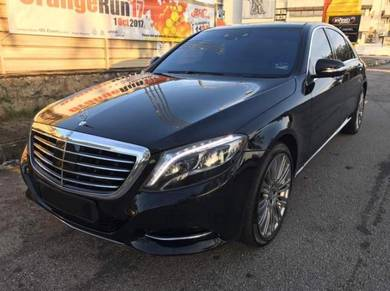 Airport Transfer or Self Drive Mercedes Benz