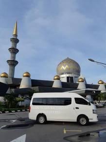 Kota Kinabalu Van Rental Kundasang City Tour