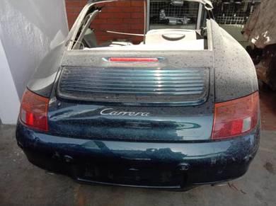Porsche carerra 996 4wd engine