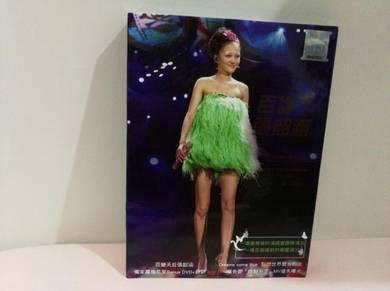 CD Angela Chang - Angela's Live Taipei 2DVD