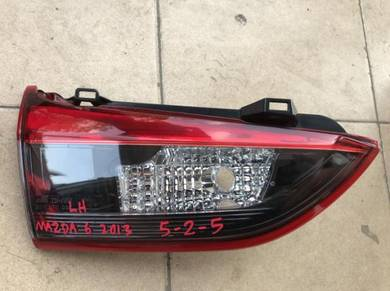 No 5-2-5 Bonnet Lamp LH Mazda 6 Atenza GJ 13-18