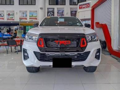 Toyota Hilux Rocco TRD V2 Front Grille