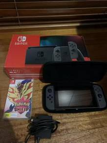 Nintendo Switch bundle with accessories