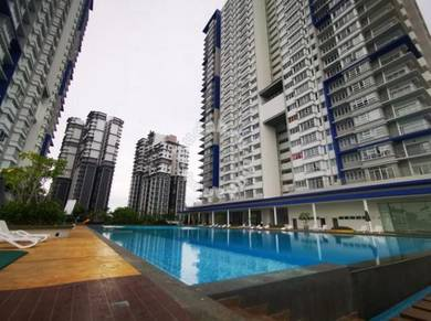 New Completed Condo at Bandar Puteri Bangi - Partly Furnished