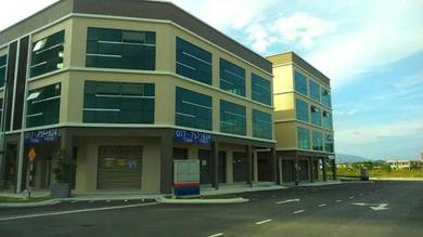 Nusajaya Square 3 storey New Shop lots