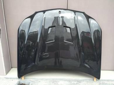 Mercedes Benz W212 Facelift Carbon Fiber Bonnet