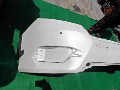 Honda civic 2017 rear bumper