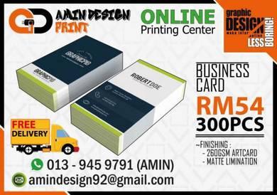 Jom cetak business card