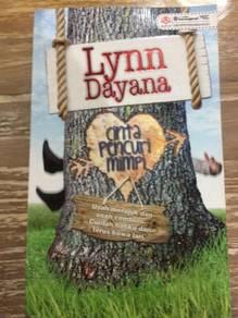 Novel Cinta Pencuri Mimpi, Lynn Dayana