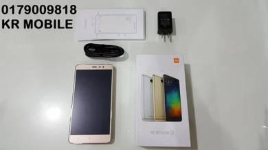 Xiaomi -note 3-3gbram