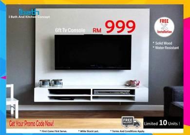 Tv console 6