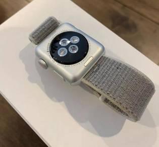 Apple wrist watch 42mm series 3
