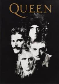 Poster QUEEN BAND BB 1