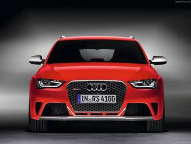 Audi A4 S4 RS4 Grill / B8.5 Grille facelift