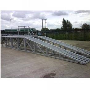 Manufacturer Heavy Duty Car / Lorry Ramp