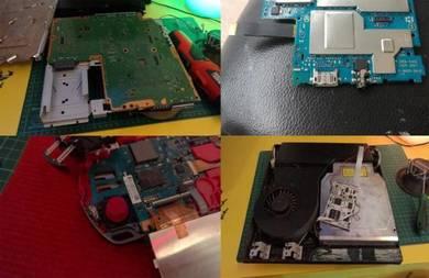 Ps3 ps4 psp,ps vita,dan controller service repair