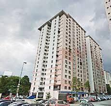 Pangsapuri Pelangi Damansara, Damansara, Near Ikea