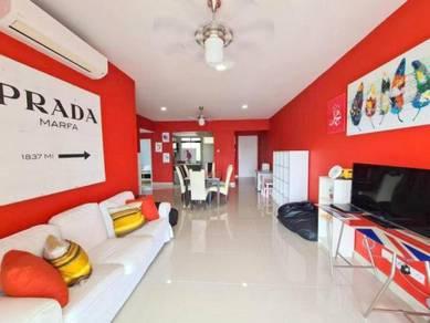 [ Fully Furnished + Nice View ] Tamara Residence Presint 8 Putrajaya