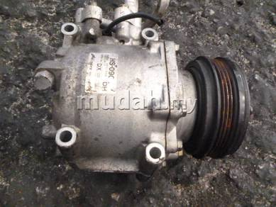 JDM Honda Civic EK D15B Engine Aircond Compressor
