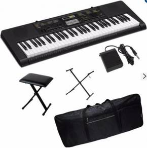 Casio CTK-2400 Keyboard Full Set