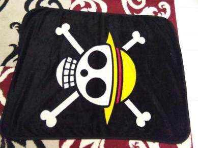 One piece flag towel size 31 x 38 inchi