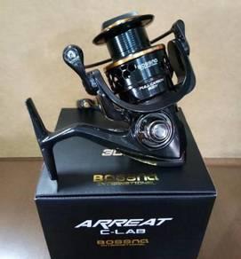 BOSSNA ARREAT C-LAB 2000 ~ 5000 Fishing Reel