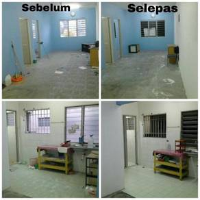 Servis cucian rumah, karpet, sofa , office dll