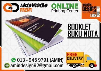 Jom cetak buku/majalah/buletin
