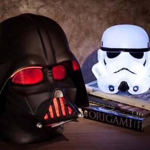 Star wars darth vader stormtrooper lamp