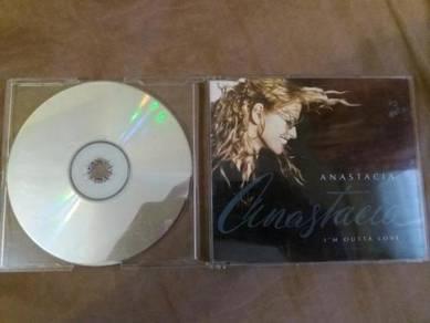 Anastacia Im Outta Love Music CD