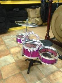 Drum Set Kanak-kanak 3+
