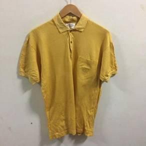 Mcm polo Shirt Size m yellow
