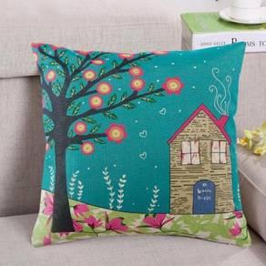 Home pillow case cushion cover chair sofa