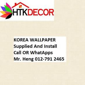 Classic wall paper with Expert Installation 91SDW